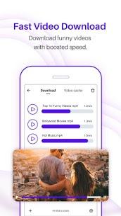 UC Browser Turbo – Fast download, Secure, Ad block v1.5.6.900 [Mod] APK