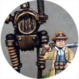15mm Steampunk