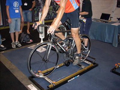 Indoor Trainer - freie Rolle