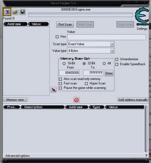 CHEAT ENGINE New Version | Database Cheat