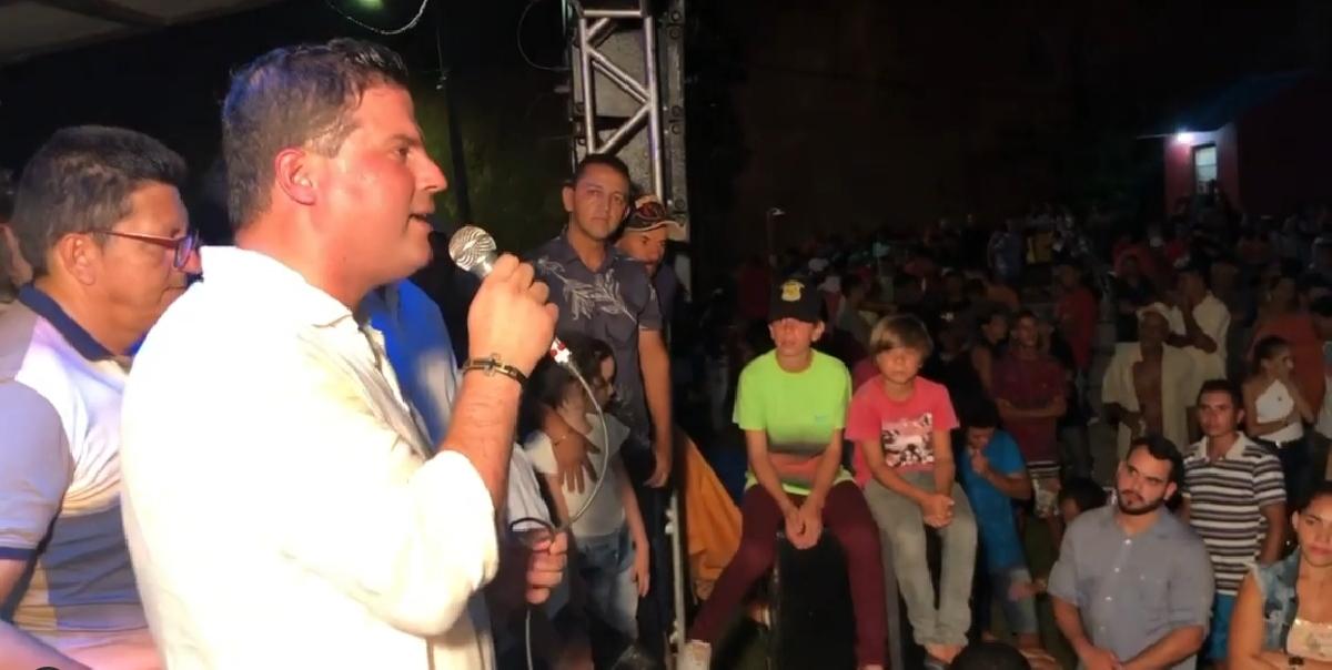Em festa Eudo Júnior reúne apoiadores e une a oposição para a disputa pela prefeitura de Belém de Maria
