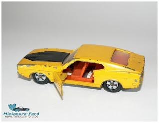 SIKU, Ford T5 MUSTANG MACH 1