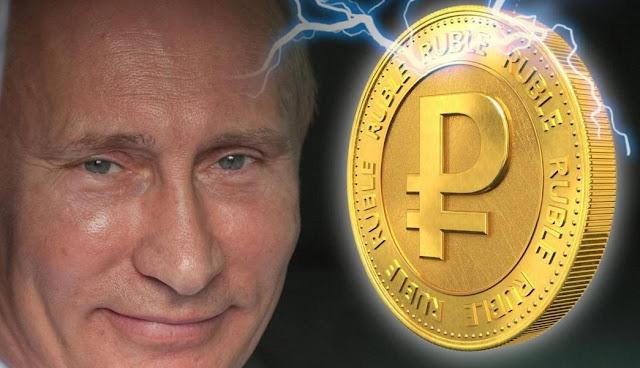 Rusia plantea regular las criptomonedas y emitir su propia versión del Petro.