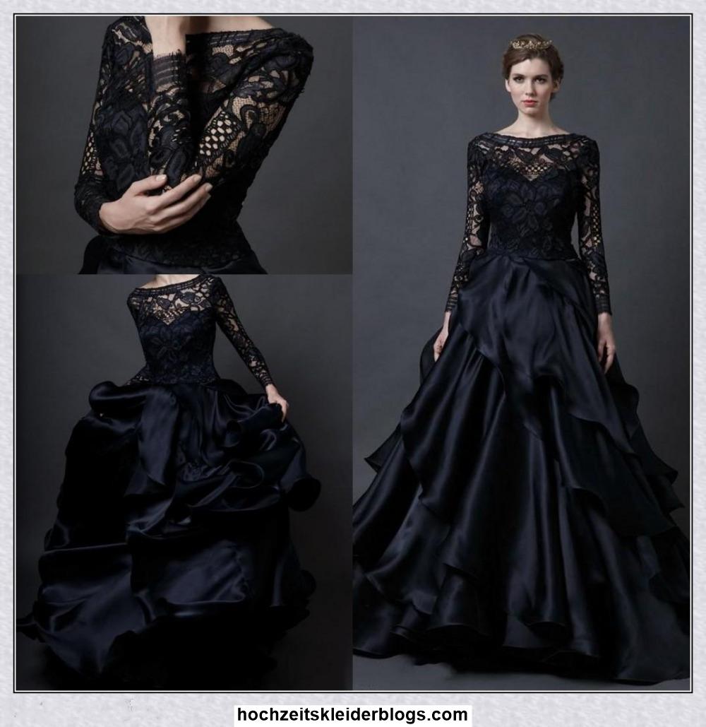 Gothic Hochzeitskleid