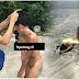 Janine Tugonon Poses Naked in Republica Dominicana!