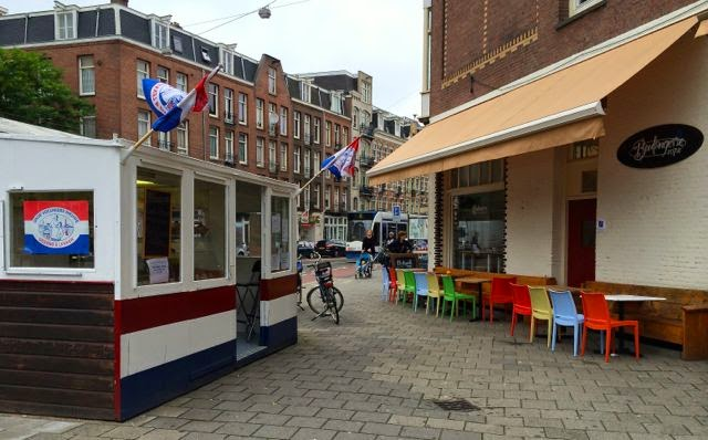Where to Eat, Drink and Shop in Amsterdam