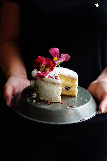 food photography cake design