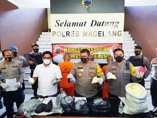 Polisi Larang Nyalakan Petasan Karena Ganggu Kekhusyukan Ibadah di bulan Suci Ramadhan