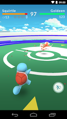 Pokémon GO v0.29.0 APK Terbaru