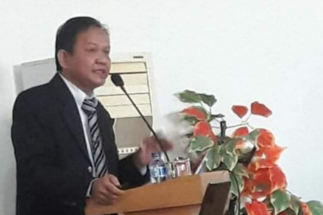 STKIP Muhammadiyah Bone Berduka, Jufri Rasyid Meninggal Dunia