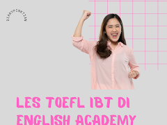 Les TOEFL iBT di English Academy
