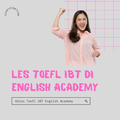 Les TOEFL iBT English Academy