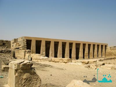 معبد سيتي الاول