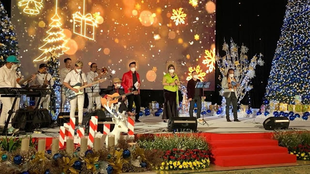Perayaan Natal dan Tahun Baru Parlemen Bawa Pesan Persatuan dan Kedamaian