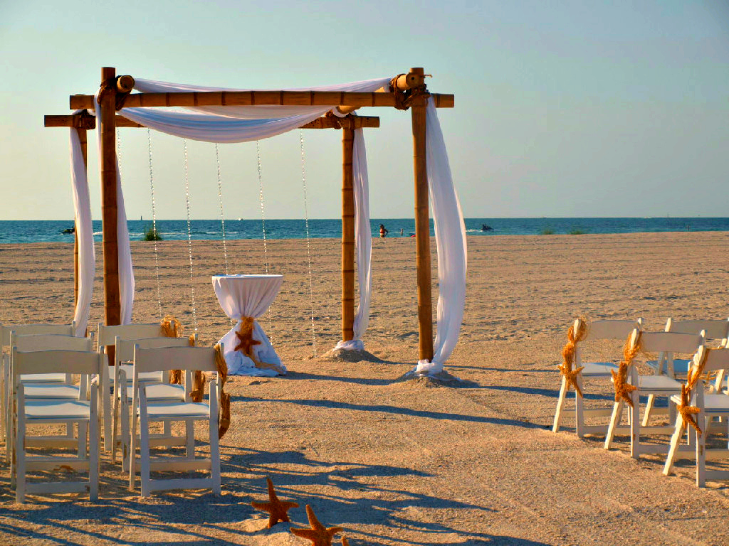 Your Beach Wedding Ceremony: Destination Gay Weddings: Your Dream Beach Wedding