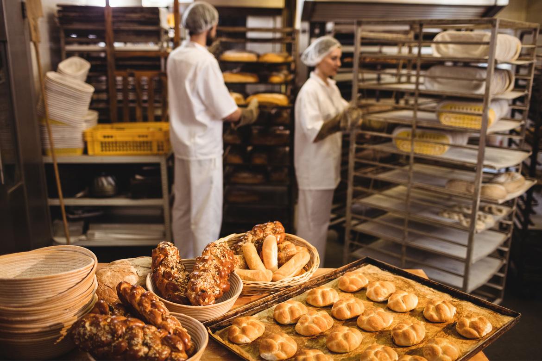 empleo en panadería
