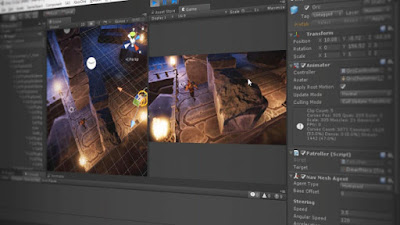 best Coursera course to learn Unity game engine