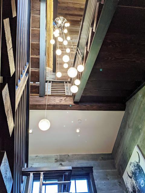 multi-story lighting