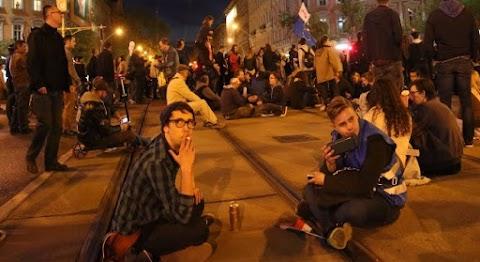 Újabb csapás Soros budapesti forradalmárjaira