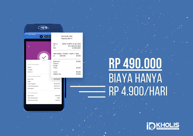 Harga Mesin Aplikasi Kasir Online SPOTS