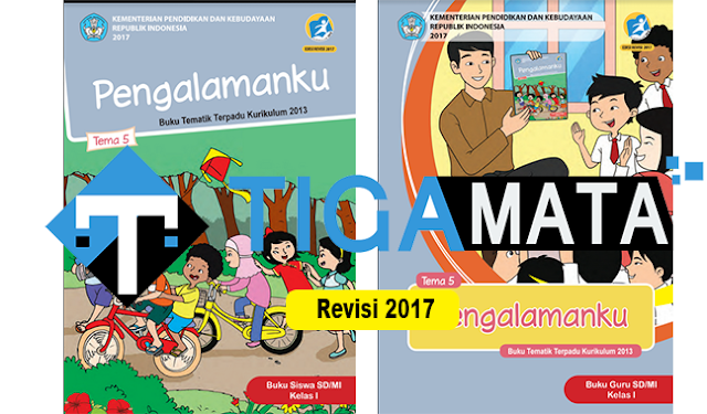 Download Buku K13 Kelas 1 SD Semester 2 Revisi 2017 Pdf