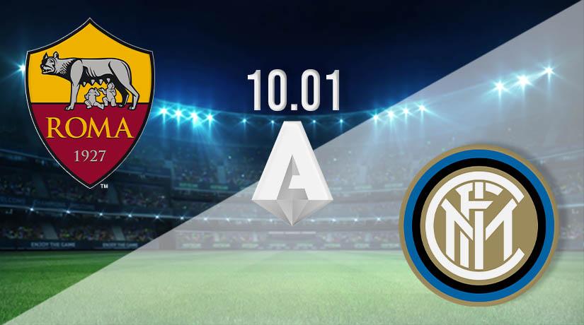 بث مباشر مباراة روما وانتر ميلان بث مباشر اليوم