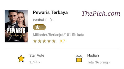 Novel Pewaris Terkaya pdf