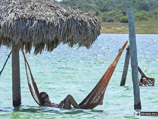 O que fazer em Jericoacoara, Ceará - Lagoa do Paraíso