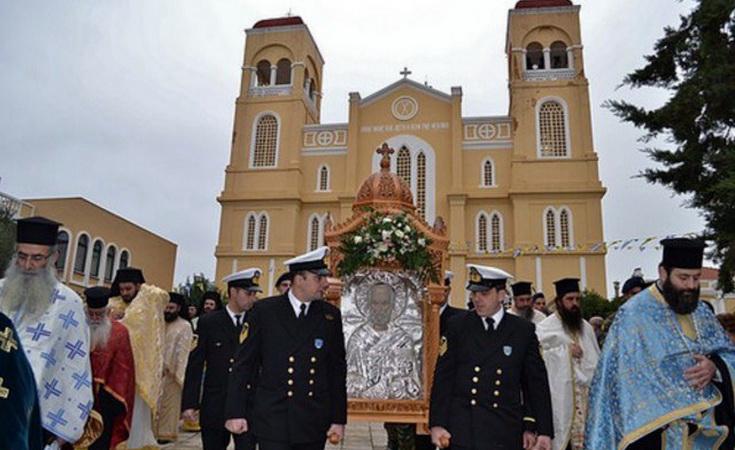 Εορτασμός του Πολιούχου της Αλεξανδρούπολης Αγίου Νικολάου