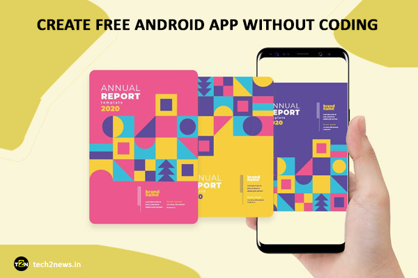 HOW TO CREATE FREE ANDROID APP WITHOUT CODING