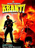 Kranti (1981) Full Movie Hindi 720p HDRip Free Download