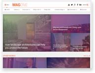 Fluid Stacks - Portfolio WordPress Theme