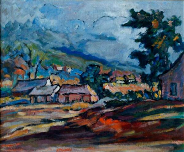 Paisaje Sin Titulo 1949