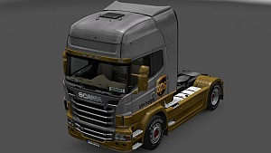 UPS Freight skin pack