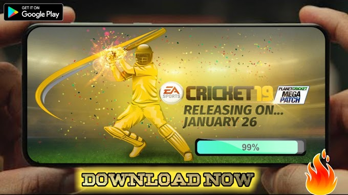 How To Download PSL MOD of Ea Cricket 19 For Android