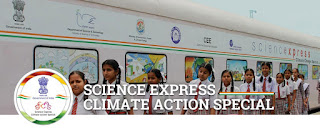 Spotlight : Launching Science express