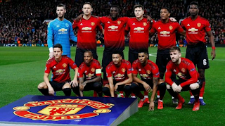 Rekor pertemuan MU vs Barcelona