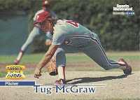 1999 Sports Illustrated Greats of the Game #75 Tug McGraw