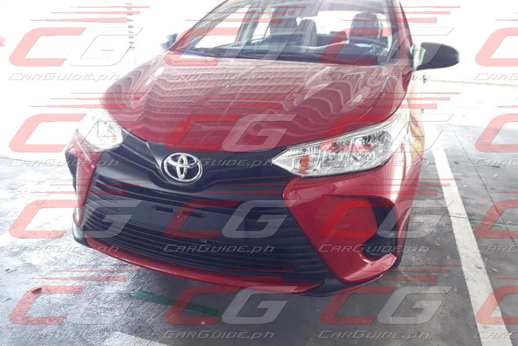 Here S The 2020 Toyota Vios Before You Re Supposed To See It Carguide Ph Philippine Car News Car Reviews Car Prices
