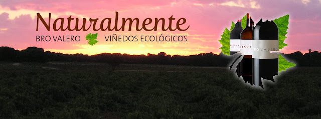 bodegas Bro Valero de vinos ecológicos