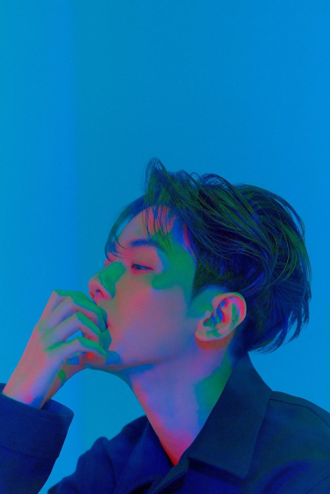 EXO's Baekhyun Reveals Sensual Photos and Video Teaser for 'Delight' Mini Album