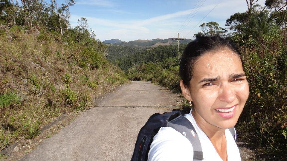 Pedra da Macela em Cunha