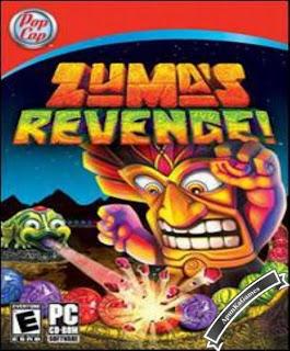 Zuma's Revenge Cover, Poster
