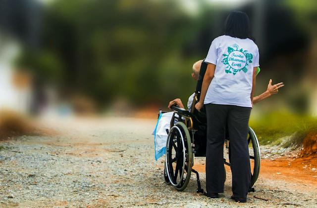 Piesza Pielgrzymka Niepełnosprawnych, bezdomnych i więźniów w drodze na Jasną Górę