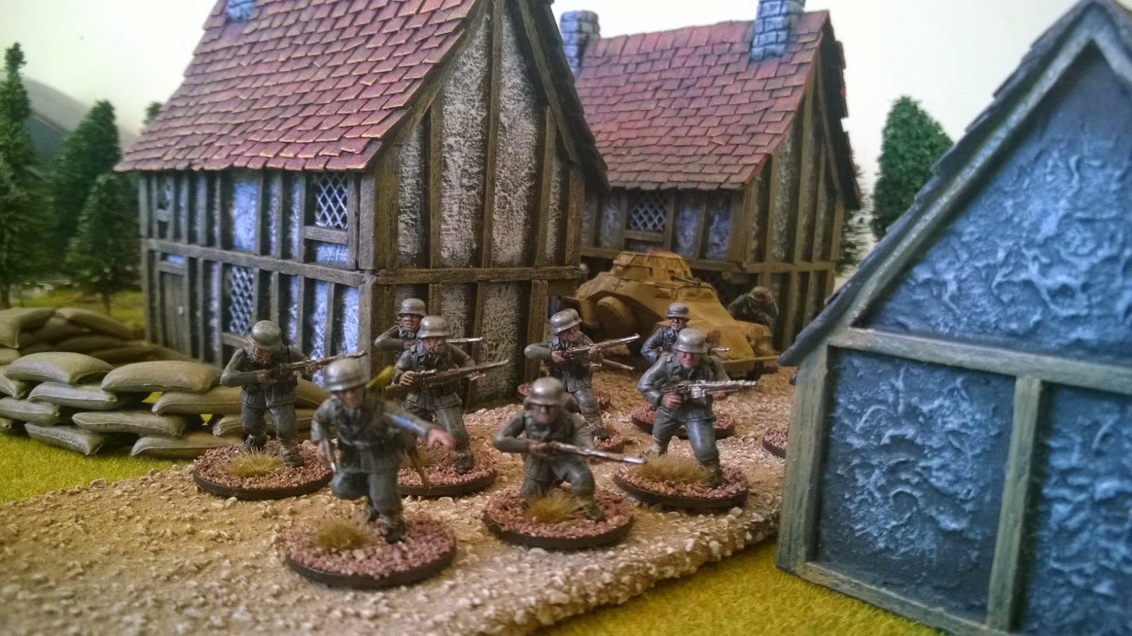 ww2 germans bolt action