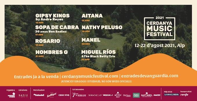 El Cerdanya Music Festival presenta su primera edición del festival