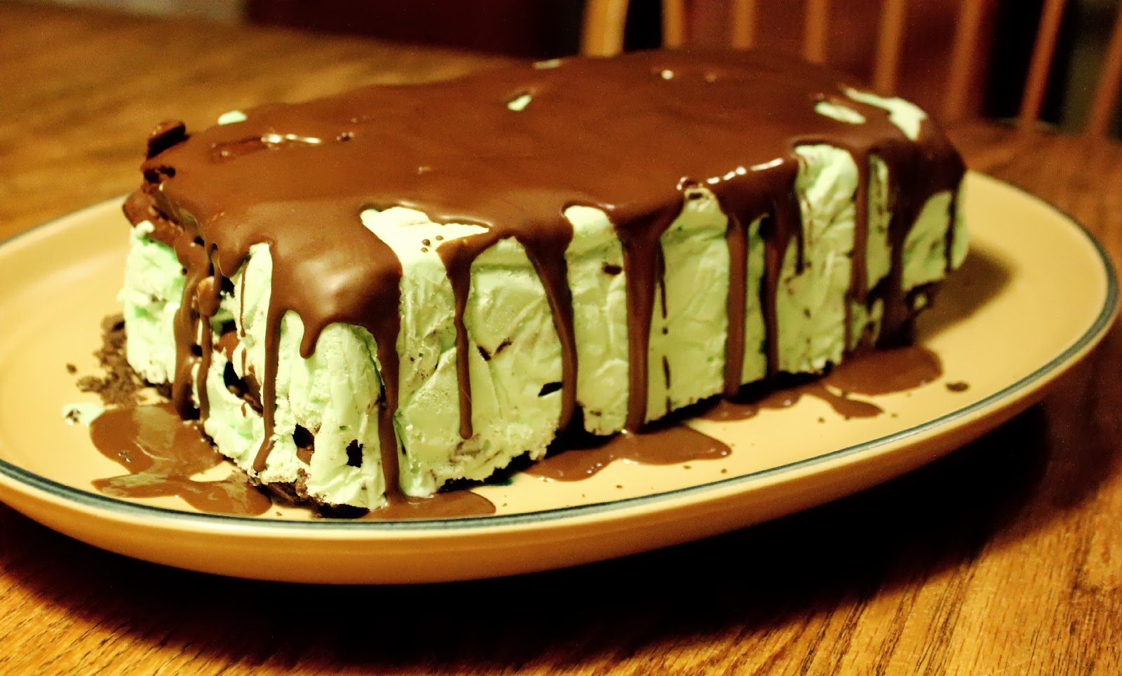 The Boots Parade Homemade Ice Cream Cake