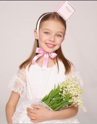 أنا بافاجا ، الطفلة الجميلة من روسيا