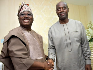 kay's report: Makinde Rejects Ajimobi's Agric Policy, Says It Falls Below Expectations