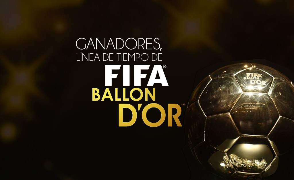 Full List Of Fifa Ballon D Or Winners